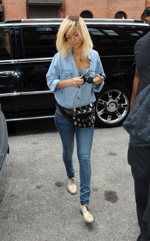1000+ images about Fanny Pack Sightings: Runway, Celeb, Street on ...