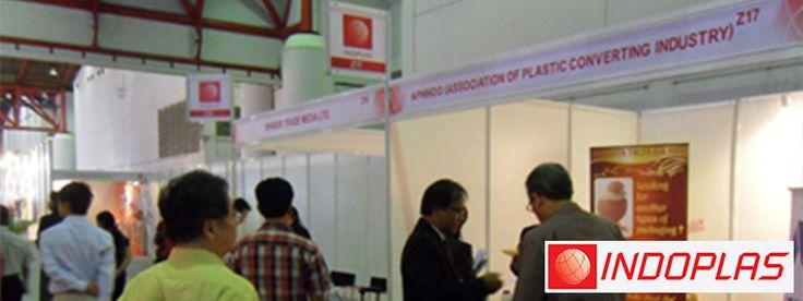 The 10th Indonesian International Plastics Exhibition. #expoindonesia