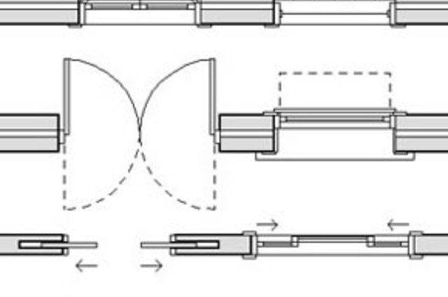 44 best autocad images on pinterest for Sliding glass doors cad