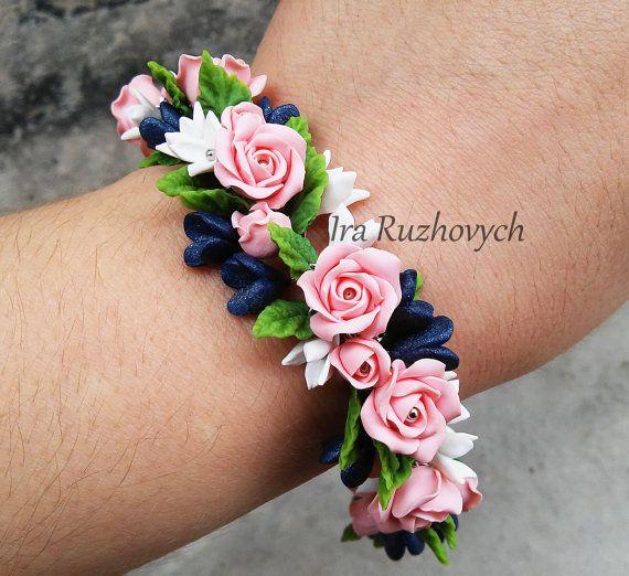 Polymer Clay Charm Bracelet: 25+ Best Polymer Clay Flowers Ideas On Pinterest