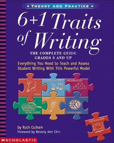 Ideas, Organization, Voice, Word Choice, Sentence Fluency, Conventions, and Presentation. Look at good writing in any genre, and you'll find these traits. Think of them as the fuel that stokes the eng