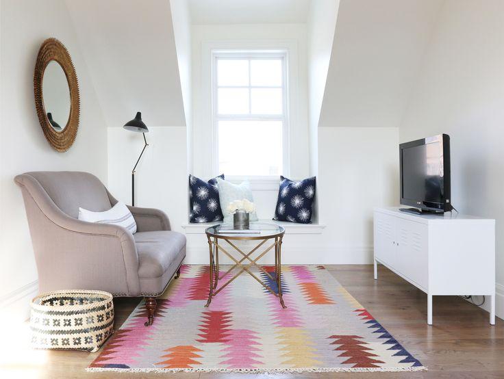 Family Room Interior Part - 48: Loft | Studio McGee · Rec RoomsFamily ...