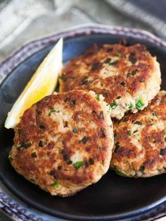 Receta de hamburguesas ¡de atún!