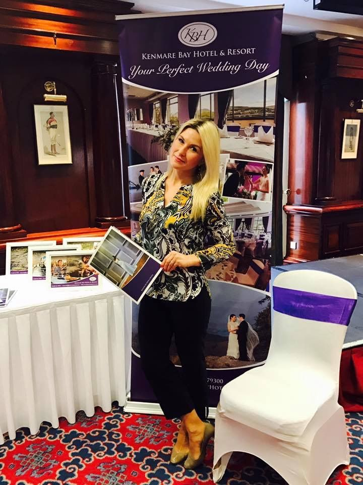 Attending the Equality Wedding Fair in Dublin's Davenport Hotel today #equality #weddings