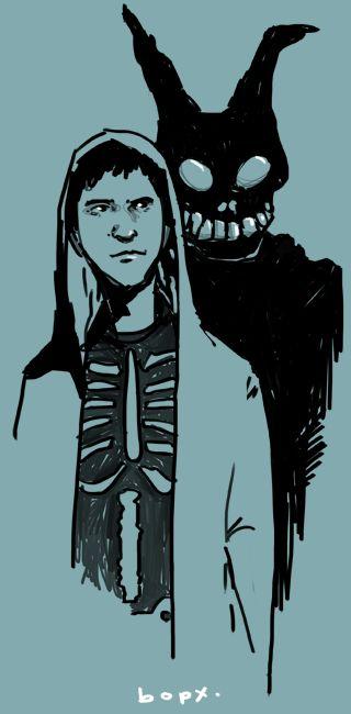 Donnie Darko by bopx on DeviantArt