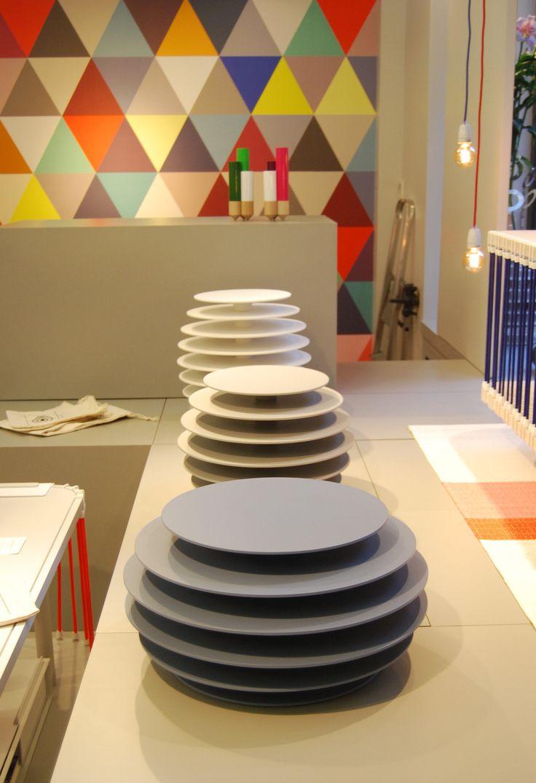 Maison M Paris | Ruches 6, 7 et 9, designer A. de Pastre | Polit, 2013 | http://www.polit.fr/polit-un-éditeur-français.html | Exposition prolongée jusqu'au 4 novembre 2013