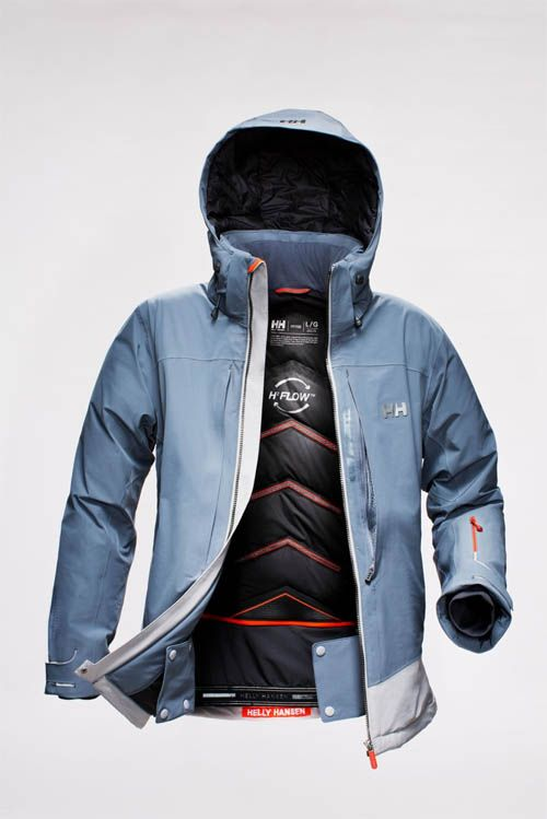 Fall 2014 sneak peak: Helly Hansen Spectrum Jacket, technical jacket suited for both on piste and out of bounds