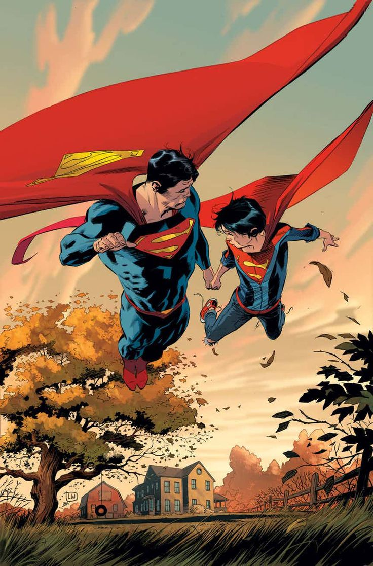 SUPERMAN #26 - Comic Art Community GALLERY OF COMIC ART