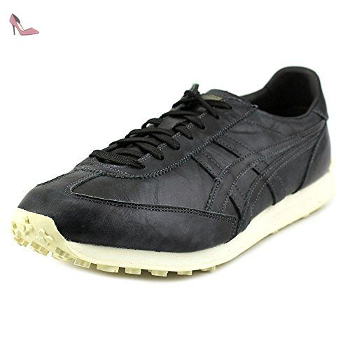 Onistuka Tiger Badminton 68, Chaussures Multisport Outdoor Mixte Adulte - Bleu (Navy/White 5001), 36 EUOnitsuka Tiger