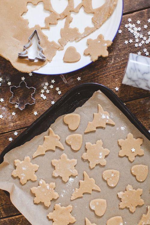 Image de christmas, winter, and Cookies