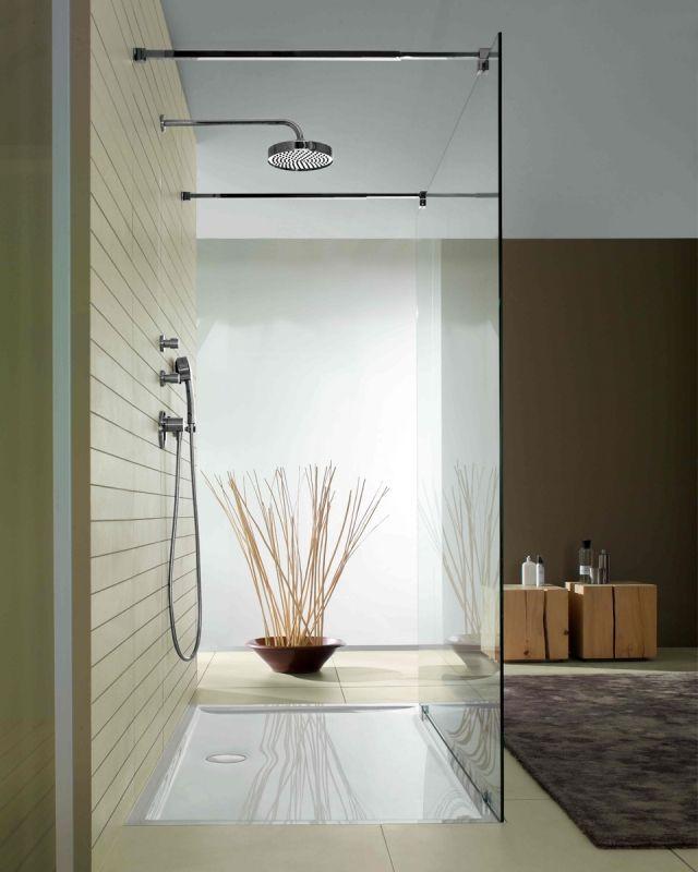 Extra Flache Duschwanne Fur Das Moderne Badezimmer Badezimmer