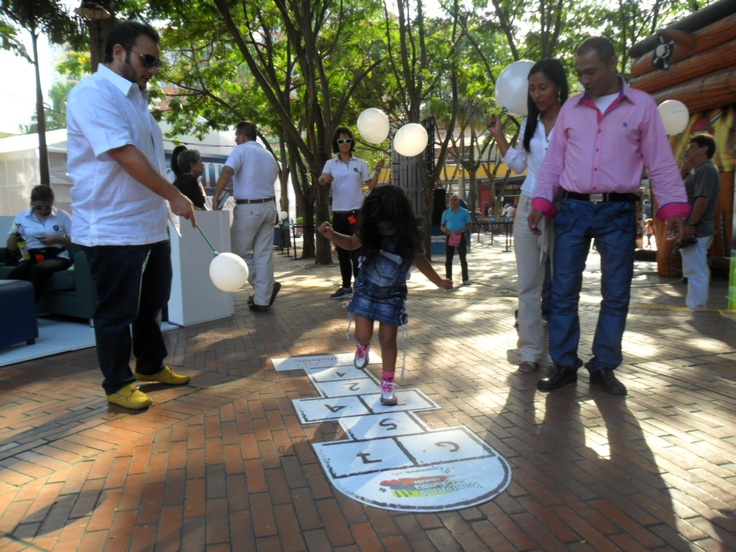 Desarrollo del evento - Actividades para niños