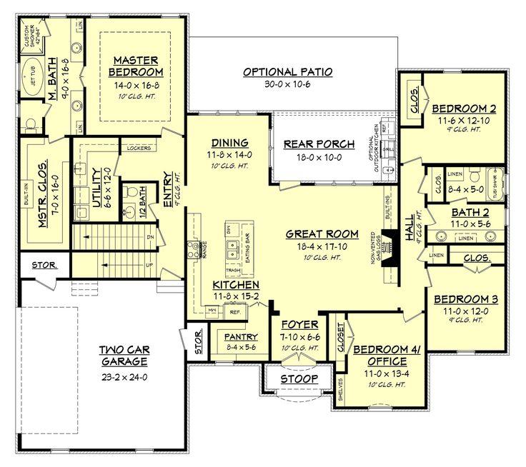 Pleasing 17 Best Ideas About Lake House Plans On Pinterest House Plans Largest Home Design Picture Inspirations Pitcheantrous