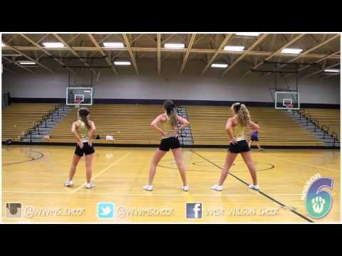 WWMS Cheer Youth Dance 2013 - YouTube