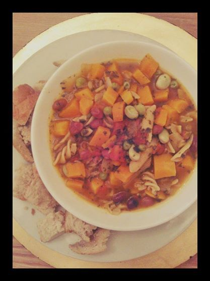 minestrone soup #jamieoliver