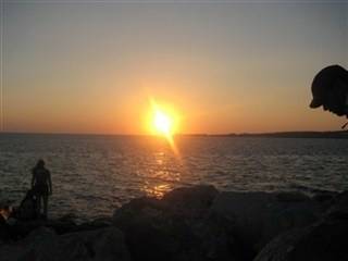 Runner up for Beautiful Sunset... Paros