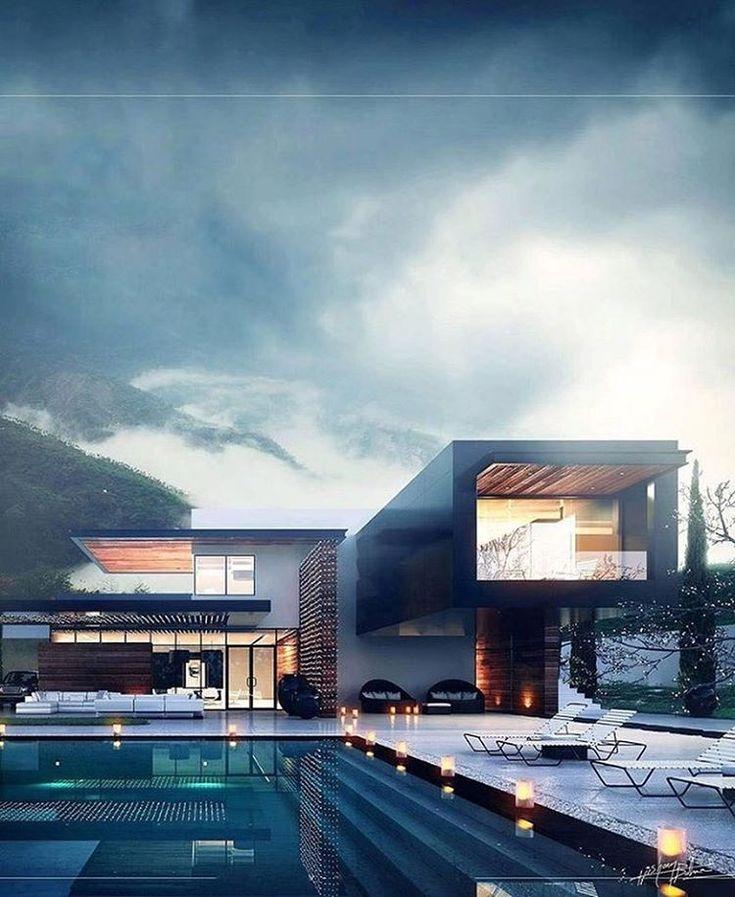 Modern Architects 210 best modern villa design images on pinterest | architecture