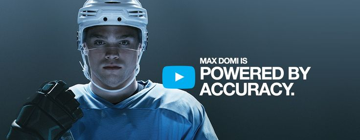 Bayer Diabetes - Max Domi is Powered By Accuracy.