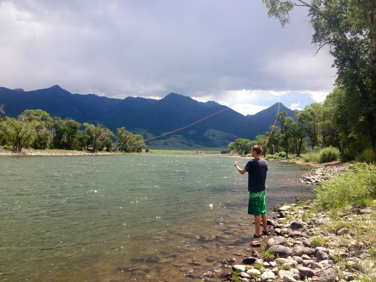 9 adventures you need to do in bozeman montana this for Bozeman mt fishing