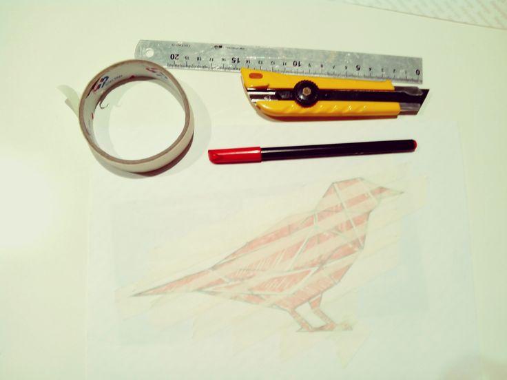 Para pasar el diseño vamos a necesitar las siguientes herramientas