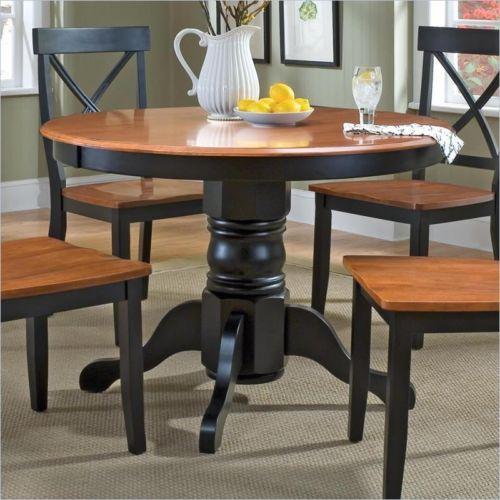 25 best ideas about Round oak dining table on Pinterest  : 8215de3c8d48dbf444ff0ce9f33f3a99 round pedestal dining table round black kitchen table from www.pinterest.com size 500 x 500 jpeg 44kB
