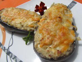 Berenjenas de atún Ana Sevilla cocina tradicional