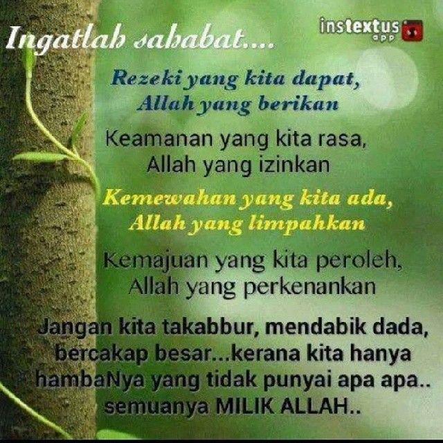 Ingatlah....