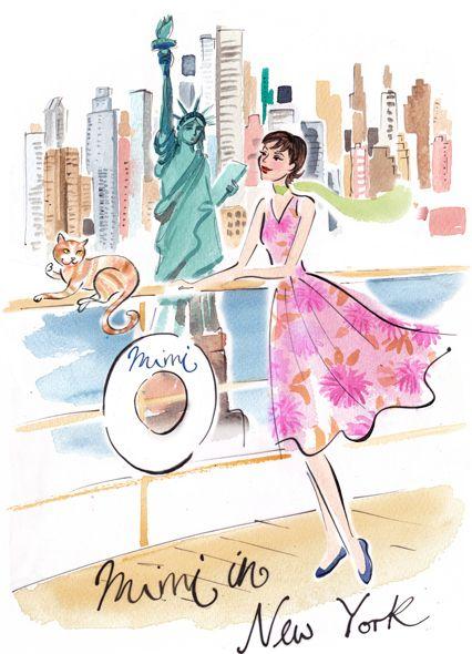 Mimi in New York