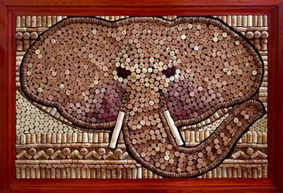 Korkowo - Beautiful wine cork images