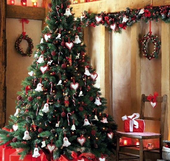 Buy Christmas Trees - helpful tips on how to choose the Christmas tree -  No Christmas tree decorated Christmas diligent is difficult to imagine today.