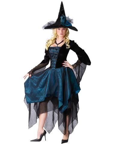 Американский костюм ведьмы