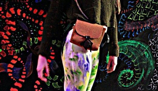 Batik tayt bel çantası