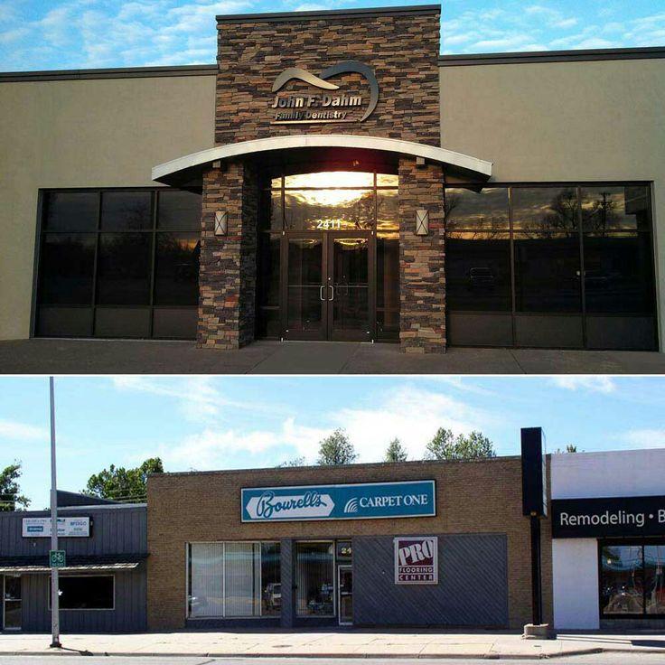 55 best dental office designs exterior images on for Office design exterior
