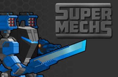 Supermechs multiplayer online game - http://zoopgames.com/supermechs-multiplayer-online-game/ - Build, Fight, Prevail! Design your Mech and fight against your friends in the arena for glory!   - multiplayer, supermechs