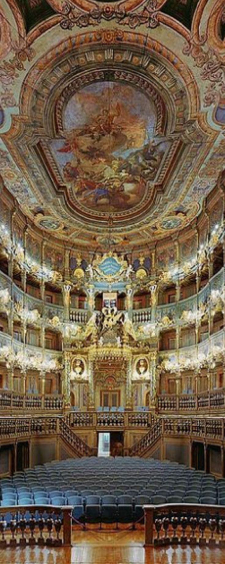 Opera Hous Bayreuth