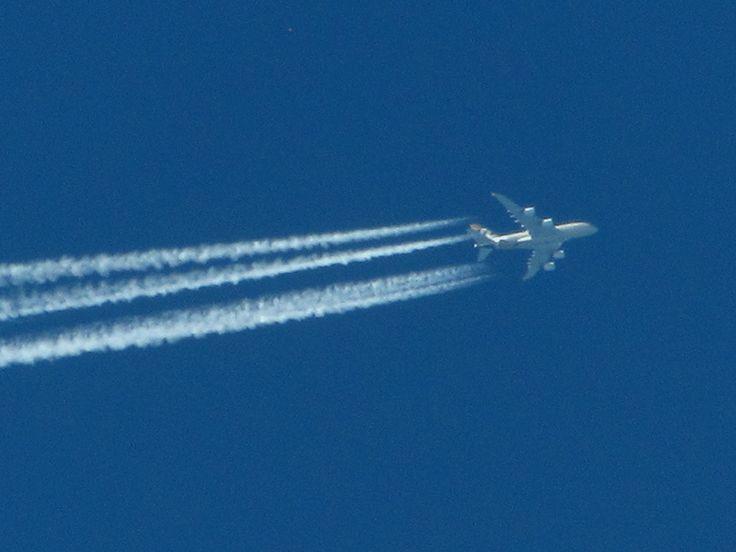 A380 gespot die gaat arriveren bij Schiphol: http://www.aankomsttijdenschiphol99.nl/