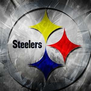 Pittsburgh Steelers..My favorite NFL team.I have liked them ever since I was a little kid.
