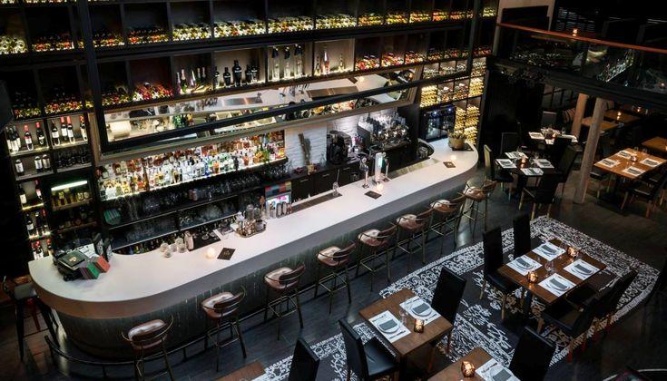 Το νέο restaurant bar κοντά στην πλατεία Μαβίλη κάνει tour στην Μεσόγειο .