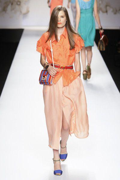 Fendi at Milan Spring 2011
