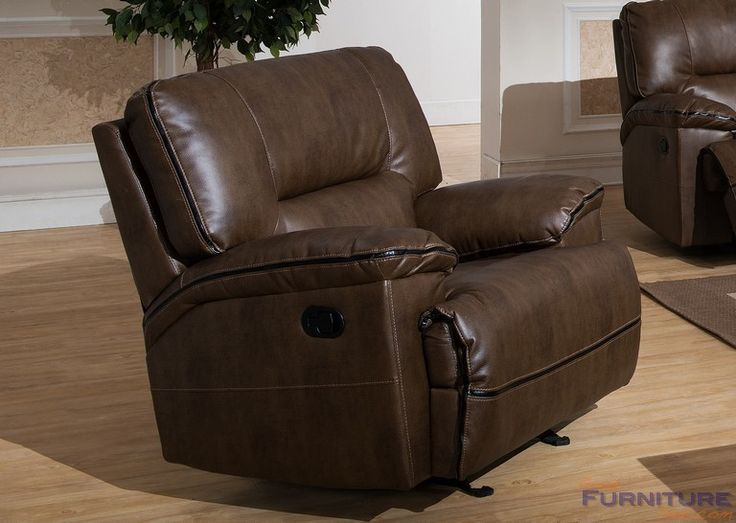 AC Pacific Furniture - Dwayne Recliner - AC-1571
