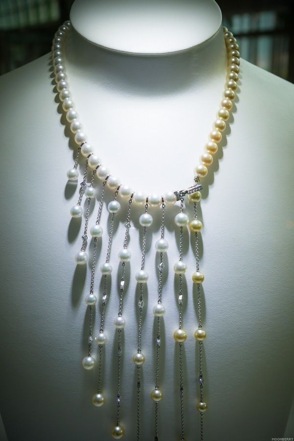 Mikimoto Flagship Boutique Opening at MBS