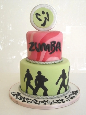 Zumba Birthday Cake #zumba #crumbs #cake #birthday | Zumba ...