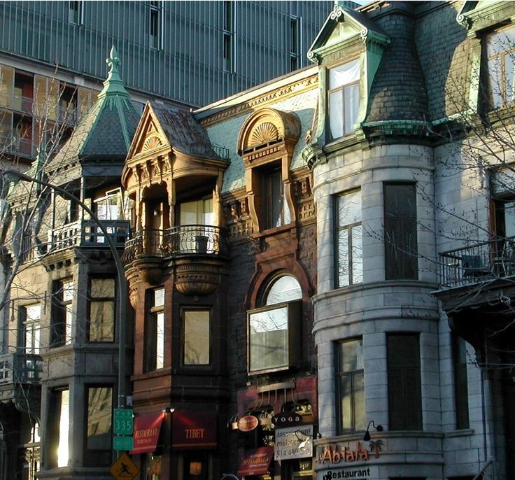 "So pretty. Rue St Denis, Montreal, where Lora Weaver & Camille Caron go shopping in ""The Pas de Deux"" book."