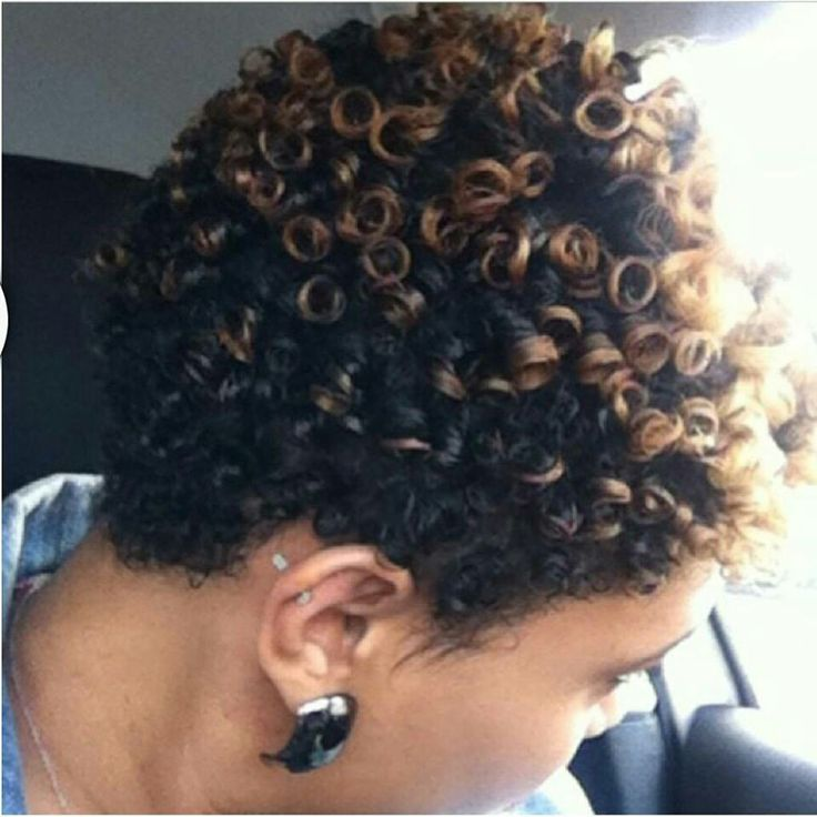 C Twa Natural Hair