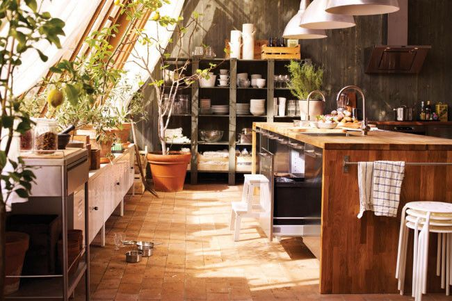 17 best images about kitchen on pinterest | shelves, modern and