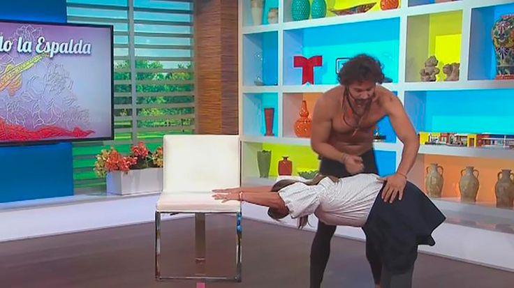Alejandro Maldonado, instructor de yoga, nos muestra las mejores posturas y  ejercicios para liberarte de una vez y para siempre del molesto dolor de  espalda