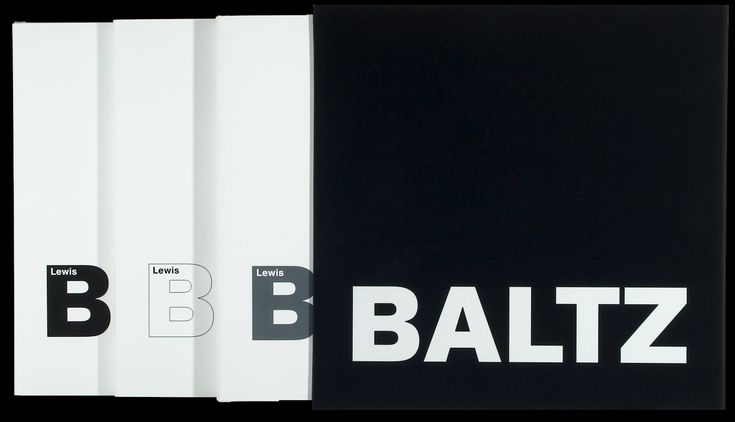 BALTZ,LEWIS : Lewis Baltz 3 Volume Set.    http://www.photoeye.com/bookstore/citation.cfm?catalog=MW091&i=&i2=