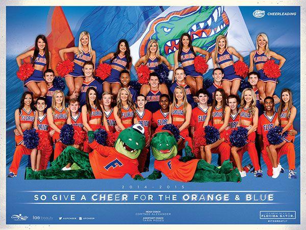 florida gators football cheerleaders | Spirit Squads Cheerleaders