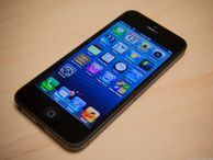 iPhone 5 sales exhaust initial supply, trip up servers Early buyers of Apple's latest iPhone once again slammed online stores, and the first batch of iPhone 5 models sold within an hour, pushing delivery times back as long as three weeks.