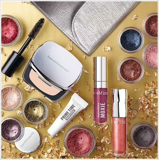 bareMinerals & Buxom Holiday 2012 Gift Sets